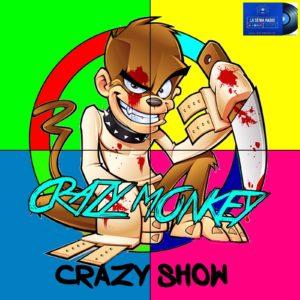 Crazy Monkey Crazy Show - Logo
